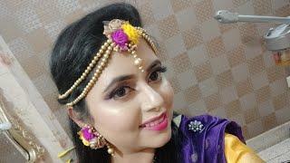 ভাইয়ের গায়ে হলুদের জমকালো আয়োজন |Bangladeshi Haldi Ceremony| Bangladeshi Vlogger Mom