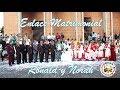 ENLACE MATRIMONIAL 8 DE ABRIL  2017 RONALD Y NORAH RESUMEN .SP BRASIL
