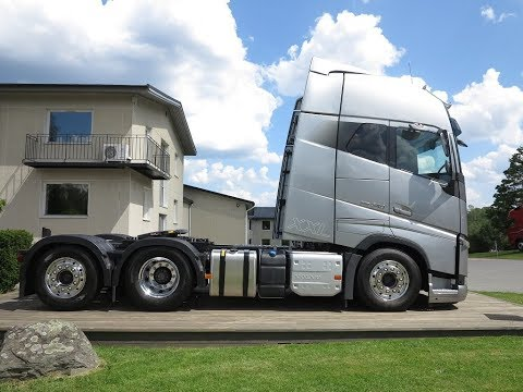 Volvo FH XXL – европейский тягач с американским спальником