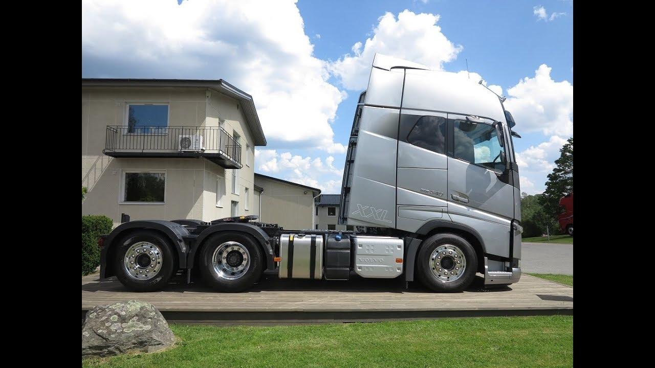 Volvo FH XXL – европейский тягач с американским спальником ...
