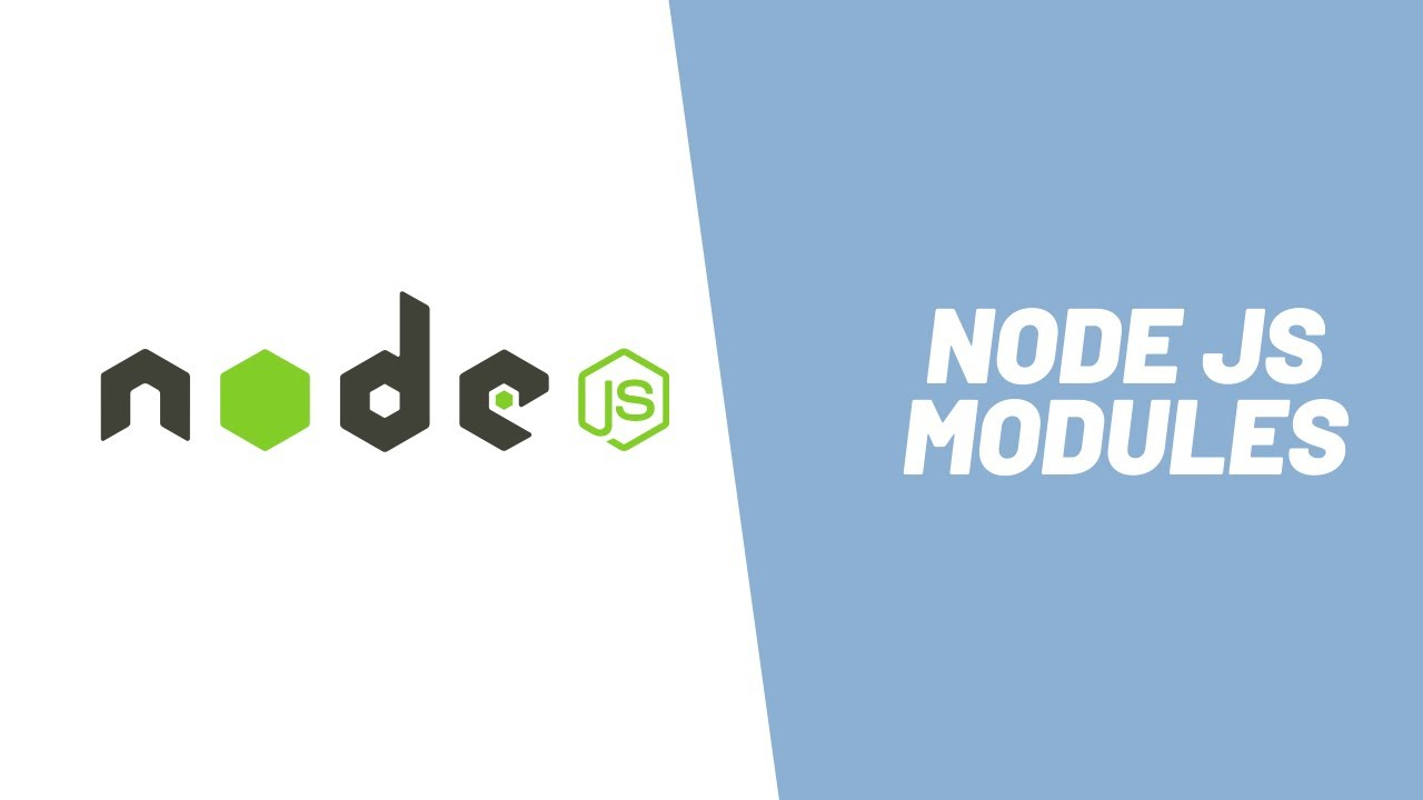 How to Use Modules and Create Custom Module in NodeJS