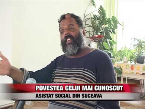 Povestea celui mai cunoscut asistat social din Suceava