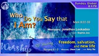 March 28th 2021 | Landmarker Live Worship | Landmarker Ministry