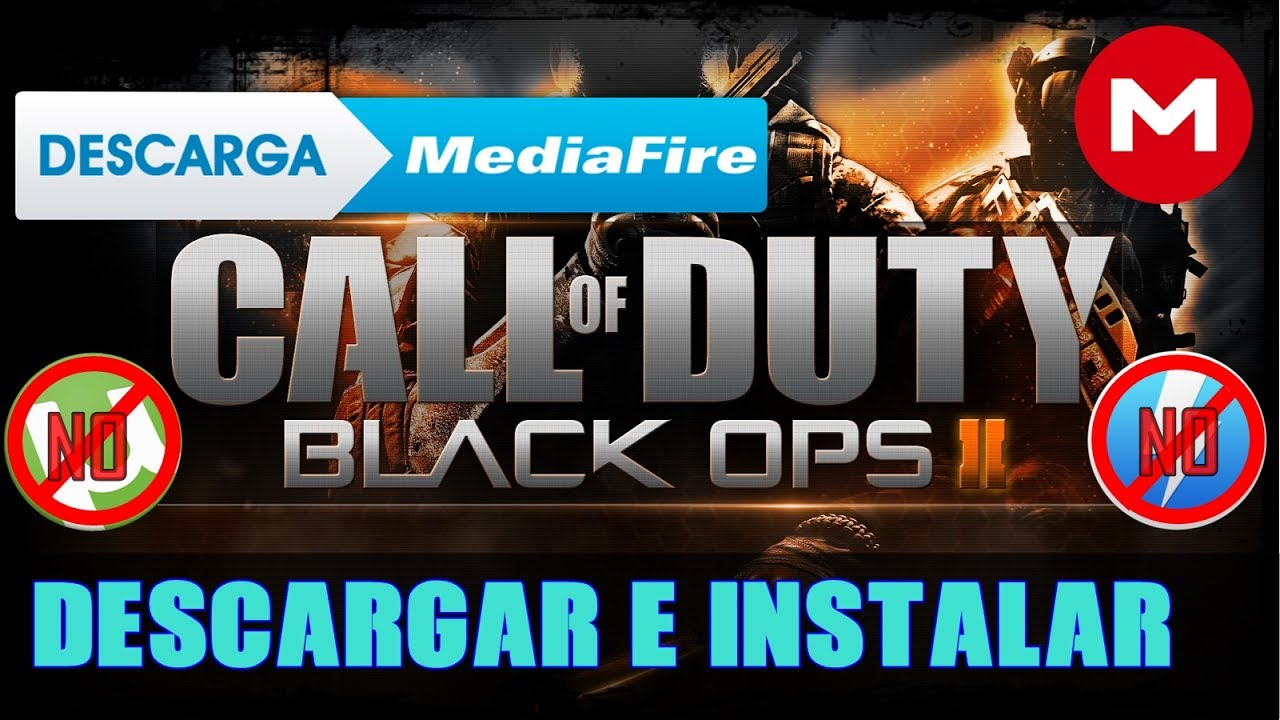 Descargar Call Of Duty: Black Ops II Full Español PC (SIN Utorrent) [MEGA/ MEDIAFIRE] 2018