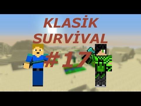 Gizli Geçit   Minecraft:Klasik Survival-Bölüm 17