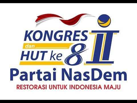 Kongres II Partai NasDem