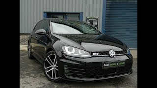 Review of VW Golf GTD