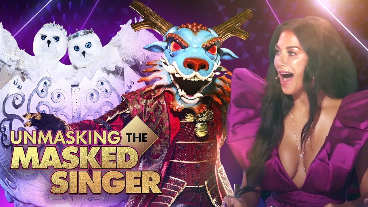 The Masked Singer Season Premiere Dragon REVEALED And Decoding Group A Clues YouTube