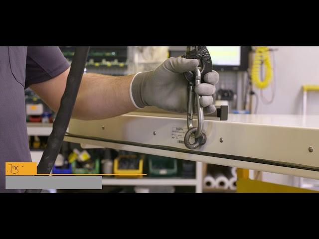 Process qualité Doortal  du fabricant à lutilisateur