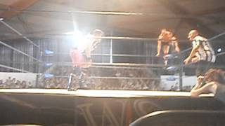 Wrestling Stars Jack Spayne vs Gianni Leone