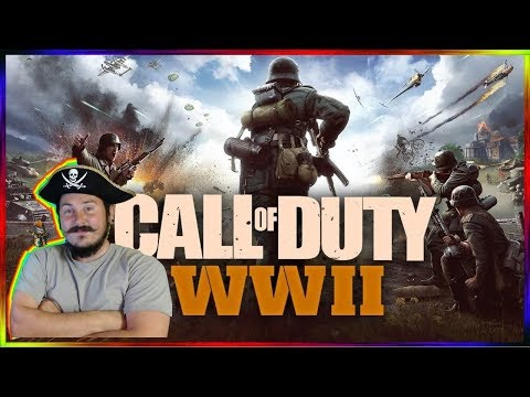 Let's Play | Call of Duty World War 2 | Late night Chill