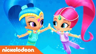 Shimmer and Shine | Your Genies Divine | Nick Jr.