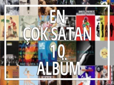 Dünyanın En Çok Satan 10 Albümü