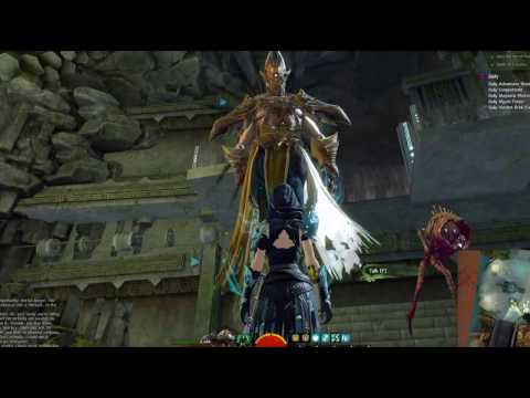Guild Wars 2 Taimi's Pet Project