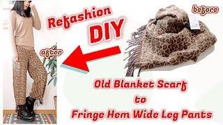DIY THRIFT FLIP / Clothing Transformation / リメイクファッション / Costura / Sewing Tutorialㅣmadebyaya