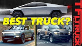 Can the Tesla CYBERTRUCK Compete against the Ford F-150 and Rivian R1T? Let's Find Out!