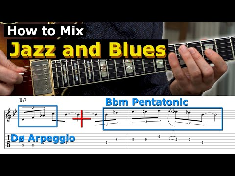 How To Make Jazz Blues Licks - All The Best Ingredients