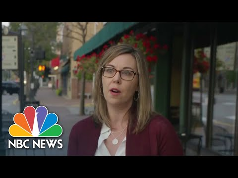 Pennsylvania Voters Talk Fracking, Green New Deal After VP Debate | NBC News NOW