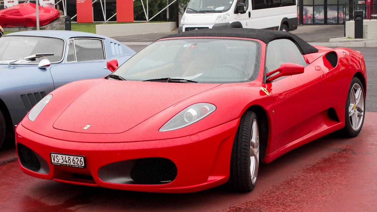 ferrari f430 spider walkaround 2015 hq youtube. Black Bedroom Furniture Sets. Home Design Ideas
