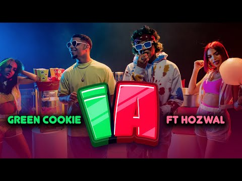 Green Cookie Ft Hozwal – iA