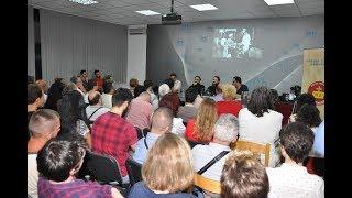 """Промоција књиге """"Свети цар"""", прилог АТВ БЛ"""