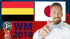 Belgien - Japan Prognose + Wettkonto UPDATE