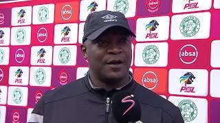 Absa Premiership 2019/20 | Celtic v Stellenbosch | Lehlohonolo Seema | Interview