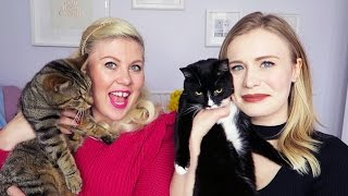 Cats vs Baby   ft Louise!