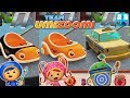 Team Umizoomi: Math Racer - Best Apps for Kids | All Cars with Geo, Milli and Bot