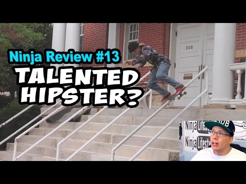 Ninja Review #13: Talented Hipsters Exist?
