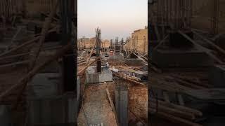 اعمال الرقاب قبل وبعد الصب وزيارة برج رافال كمبينسكي
