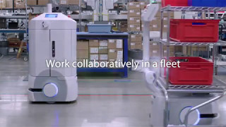Omron Mobile LD Robots