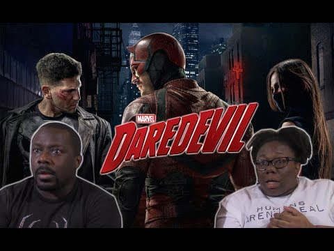 Daredevil 2x13 FINALE REACTION!! {A Cold Day in Hell's Kitchen}