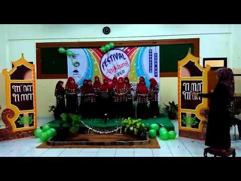 Hymne UIN Jakarta oleh LSO Angklung DEMA FAH 2015
