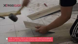 XL Flooring - Click Plank Instructions