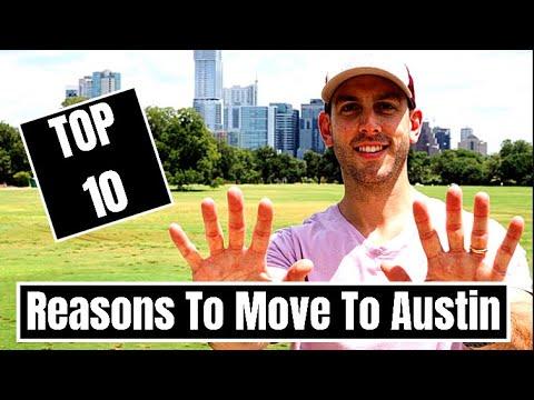 Moving To Austin Texas