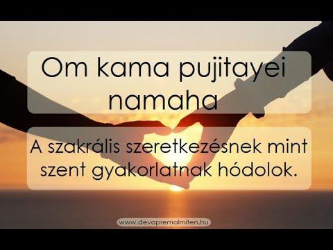 21 Nap Mantra Meditáció ♪♫ Deva Premal💓Miten - 20. NAP 🙏ॐ ♪♫ - Om kama pujitayei namaha