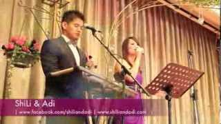 ShiLi & Adi - Fallen (Lauren Wood cover, OST Pretty Woman)  *Singapore Wedding Singers*