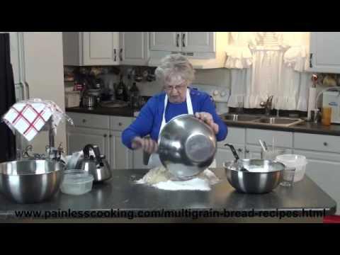 How to Make a Multigrain Bread Recipe