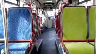 Balade à bord du HeuliezBus GX327 n°132 du réseau Bibus