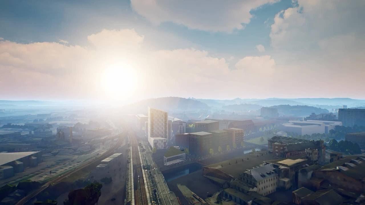 Gamlestaden i VR