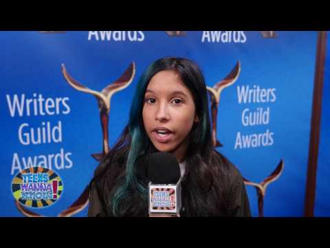 Jeff Goldblum, William Macy, James Woods @2017 Writers Guild Awards West Red Carpet Interviews