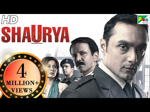Shaurya  Full Movie  Kay Kay Menon, Rahul Bose, Minissha Lamba  HD 1080p