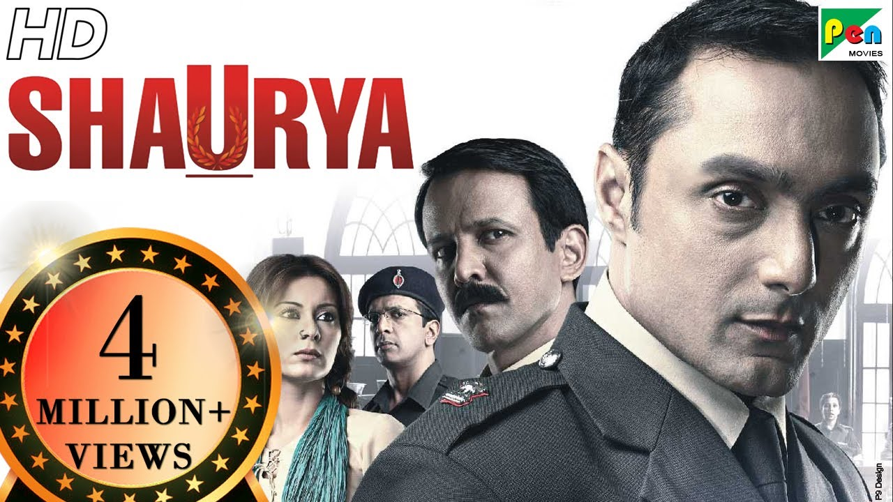 Download Shaurya | Full Movie | Kay Kay Menon, Rahul Bose, Minissha Lamba | HD 1080p