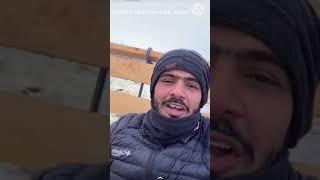 الشمال #النرويج #برومسو (1) الشعب السامي بدو رحل رعاة غزال (الرنة)