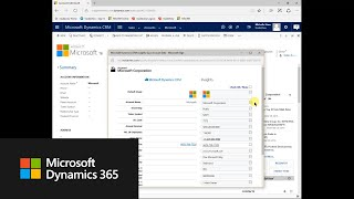 How to Update Company Data Fields in Microsoft Dynamics 365