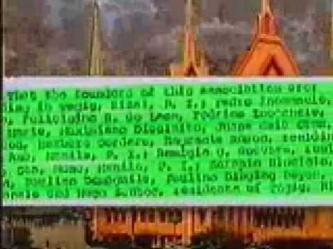 Iglesia ni Cristo ni Manalos SEC registration - Part 1