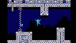 Mega Man 3 - Part 9: Doc Robot Stage 1 (Spark) - User video