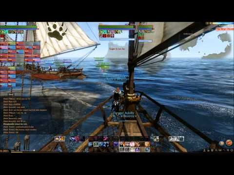 Archeage : Shadowblade PvP - Rush n' Destroy Guild - Group PvP - Sea Fights - Piracy