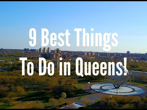 9 best things to do in queens new york city youtube for Things to do new york today